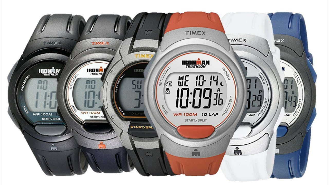 3ca65beedced Timex Men s Ironman Essential 10 Full Size Watch Collection - YouTube