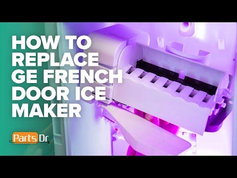 [BROKEN Ice Maker] GE Profile Samsung LG Refrigerator DA97-07365A G Frozen FIX Repair Freezer Recall from YouTube · Duration:  5 minutes 47 seconds