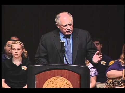 WIU Breaks Ground for Performing Arts Center