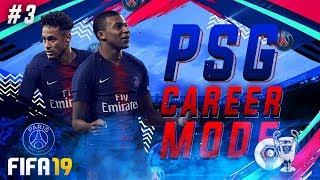 FIFA 19 PSG Career Mode EP3 - The Golden Boy, Kylian Mbappe!!