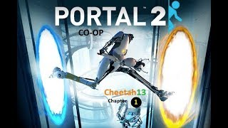 Portal 2  - CO-OP with Phreak. Come in and chill!! - Live Stream PC 1080HD/60