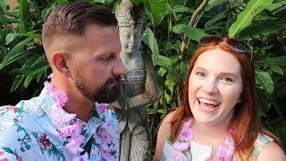 Hawaiian Luau Date Night At Universal Orlando! | Wantilan Luau at Royal Pacific Resort