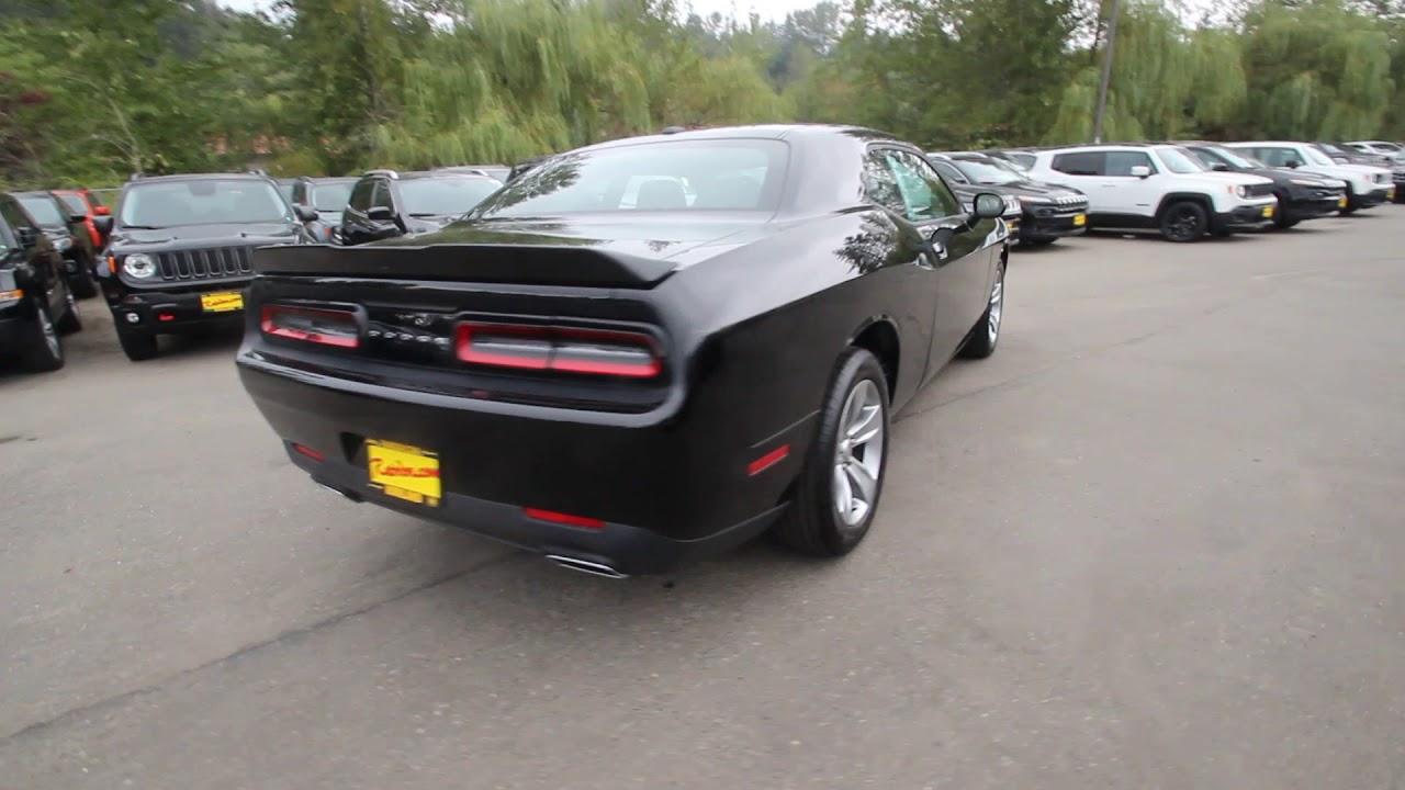 2018 Dodge Challenger SXT JH
