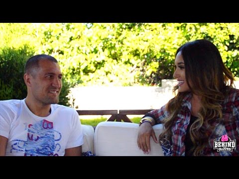 "EXCLUSIVE! MJP 1-ON-1 W/ SERGEY KOVALEV @ HIS HOME: ""I"