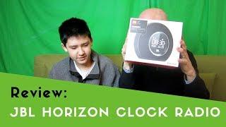 Review: JBL Horizon clock radio