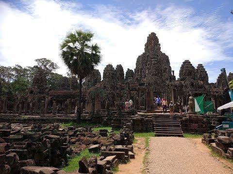 Angkor Wat cz.2 plus miasto – Kambodża 2017 #8