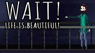 Salvando as pessoas: Wait! Life is beautiful! (Gameplay em Português PT-BR)
