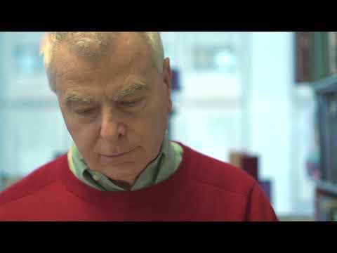 Visit at Brain Prize Winner György Buzsáki (danish subtitles)