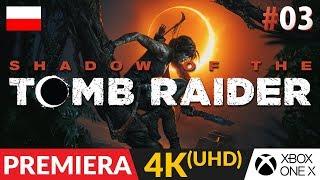 Shadow of the TOMB RAIDER PL (2018)  #3 (odc.3)  Peru - Amazonka | Gameplay po polsku w 4K