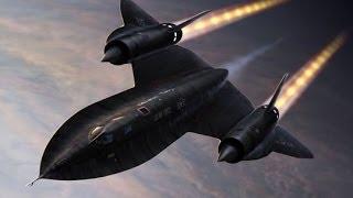 Tribute to the Lockheed Martin SR-71 Blackbird HD thumbnail