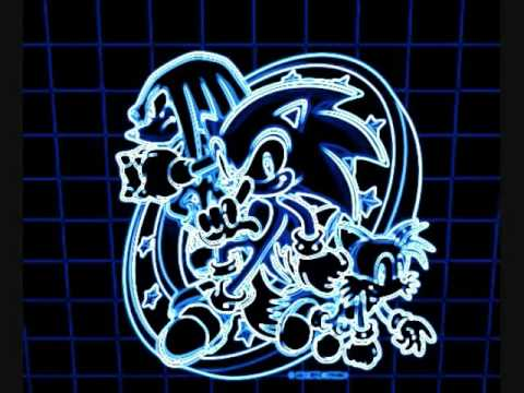 Sonic Mega Collections credits (jazzy remix)