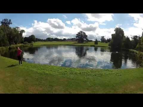Segway experience at Leeds Castle in Kent