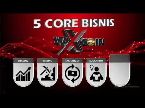 Penjelasan WxCoins: Perusahaan, Investor dan Networker Menang