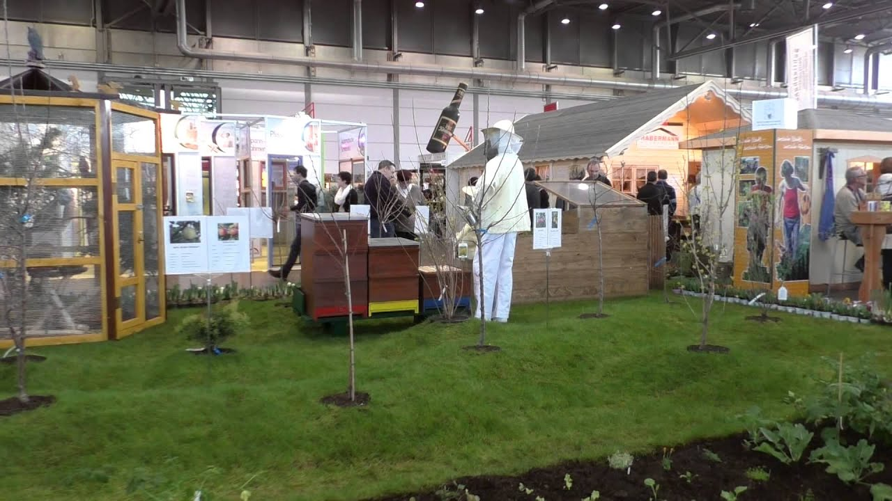 handwerksmesse und haus garten freizeit in leipzig 2016 youtube. Black Bedroom Furniture Sets. Home Design Ideas
