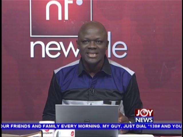 Samson's Take - Newsfile on JoyNews (24-11-18)