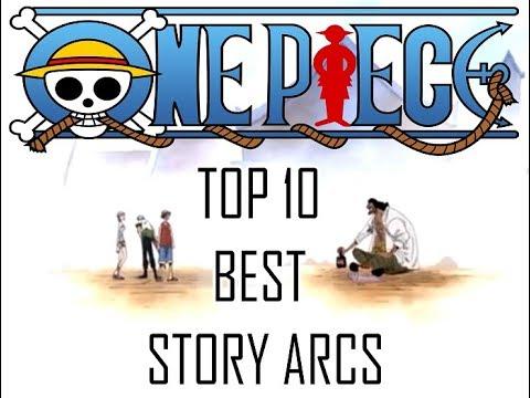Top 10 Best One Piece Story Arcs - YouTube