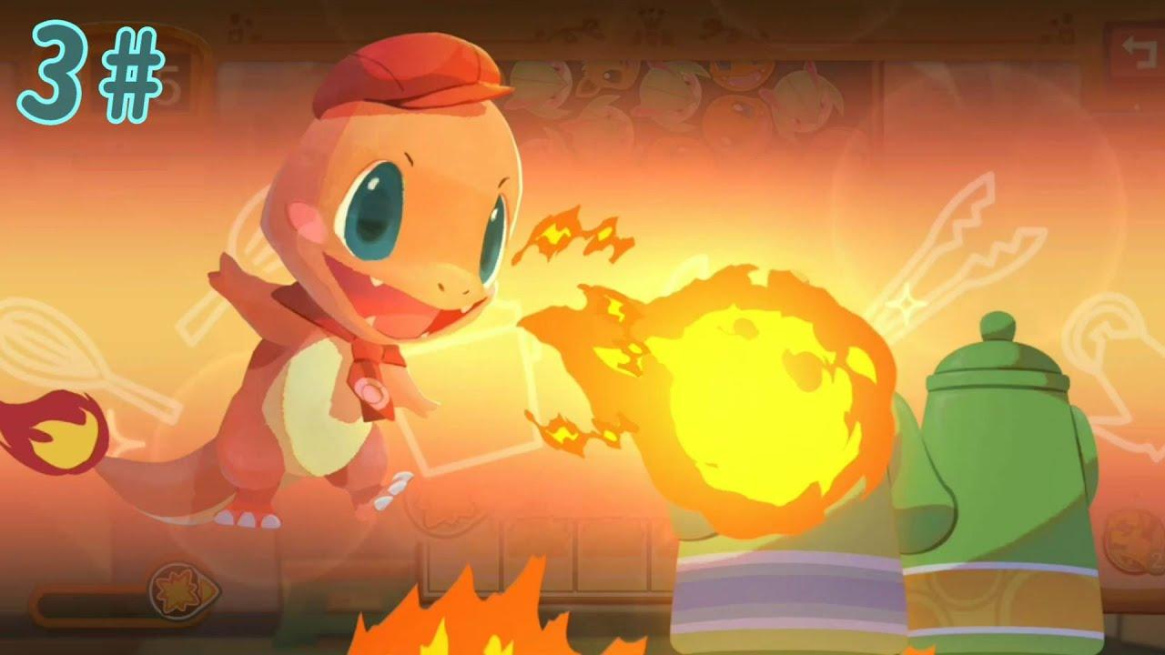 《寶可夢咖啡館Mix》可以做出好吃木木梟披薩了 皮卡丘咖哩也登場 難度急速攀升中《Pokémon Café Mix》密瓜君