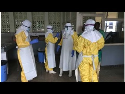 Ebola: Two people died in the Democratic Republic of the Congo after escaping from the quarantine...