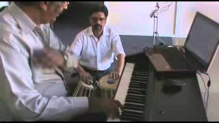 Download Hindi Video Songs - tumko dekha to ye khayal piano instrumental by S Raj Balan.mp4