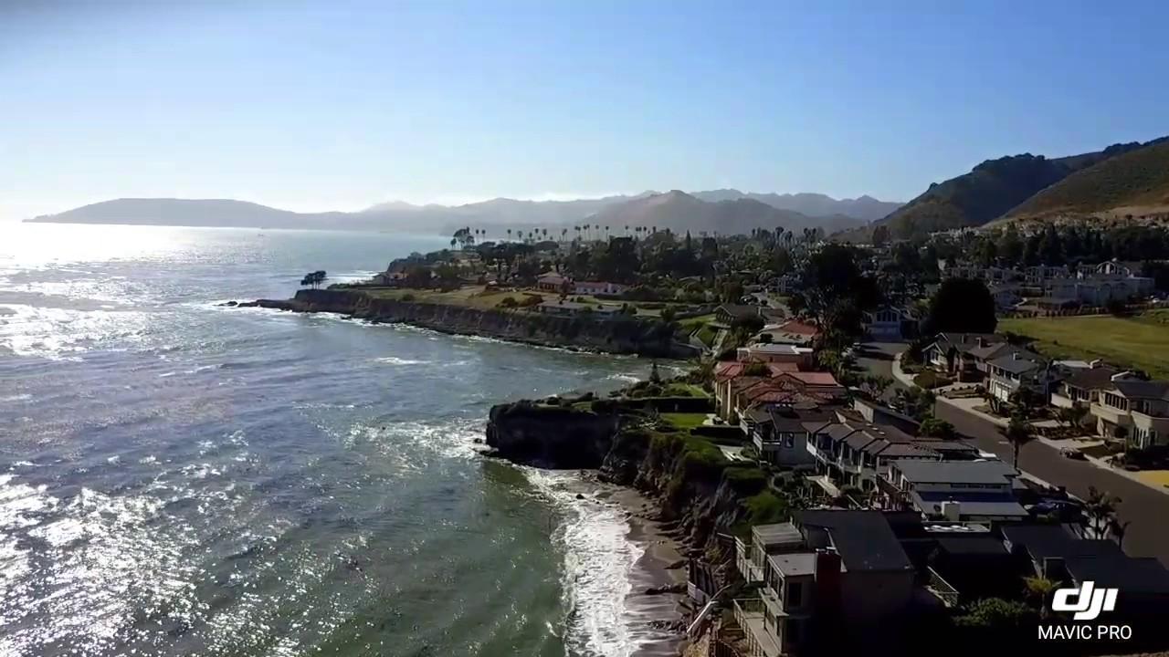 Pismo Beach And Santa Barbara Old Mission Church Youtube