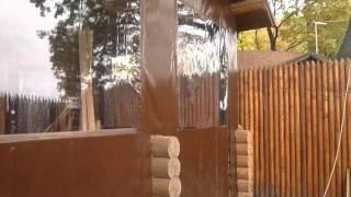 Прозрачные шторы ПВХ для утепления беседок и террас(, 2015-08-02T21:50:45.000Z)