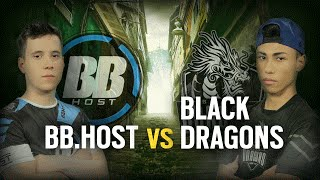 [ES] BB.HOST vs. BLACK DRAGONS | Play Day #2 | EliteSix S03 (PC)