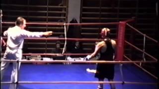 Teemu Kaski nyrkkeily kooste