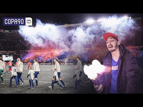 Legal Pyros: The Future of Tifo Culture?