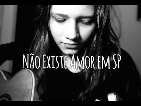 Não Existe Amor em SP - Criolo  Beatriz Marques cover