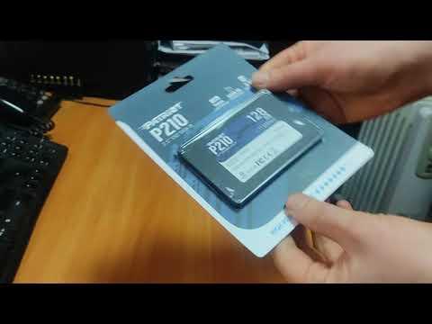 """Patriot P210 128GB 2.5"""" SATAIII TLC (P210S128G25)"""
