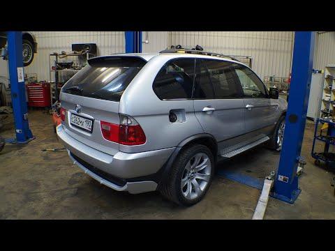 Собираем идеальный BMW X5 E53 D