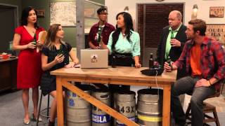 """L.A. BEER Ep. 1: """"New Brew"""""""