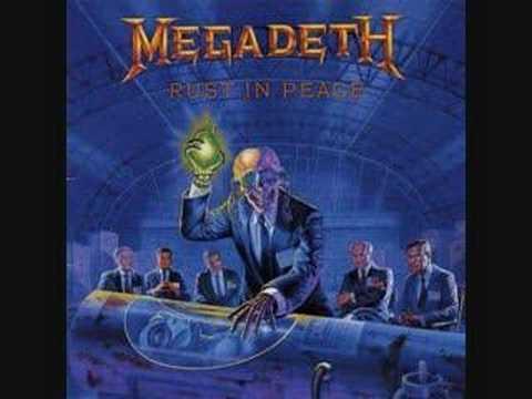 Megadeth Five Magics