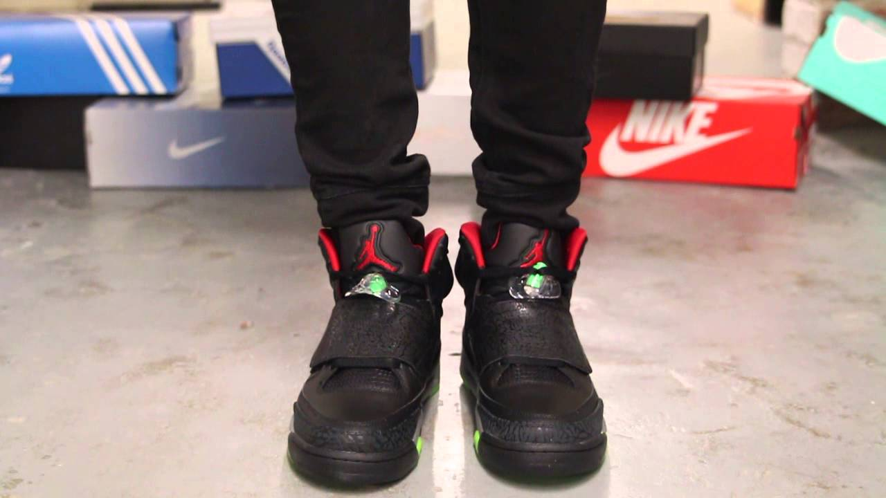f99327646f18 ... coupon for jordan son of yeezy on feet video at exclucity youtube f79ae  8925d