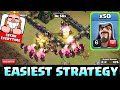 Wizards Strom I Th9 Easiest Attack Strategy I 3 Star Everytime I Clash Of Clans 2018