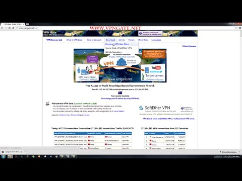 softether vpn how to download