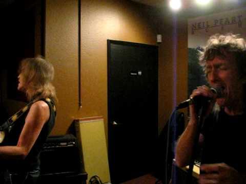 "Flash rehearsing ""Small Beginnings"" 2/4/10"