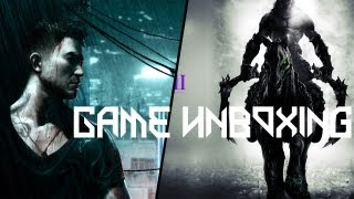 Game Unboxing - Sleeping Dogs, Darksiders II (Limited Edition)