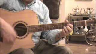Wonderwall (Oasis) - Guitarra fácil - Alfonso Baeza Parra