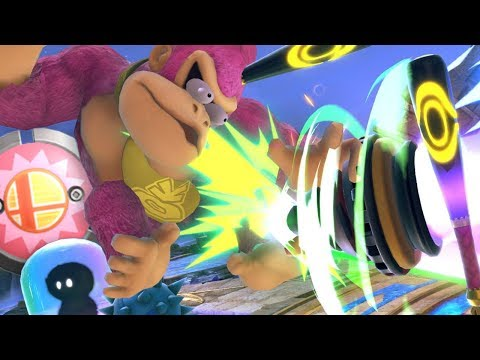 Items Are CRAZY In Super Smash Bros. Ultimate thumbnail