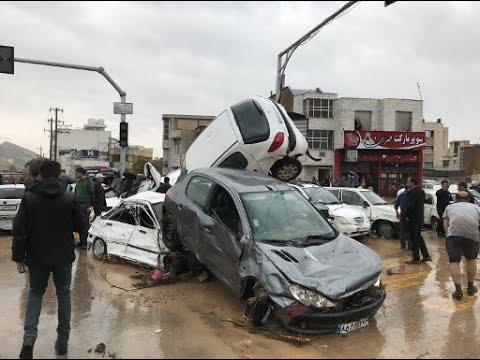 21 قتيلاً حصيلة فيضانات إيران  - نشر قبل 34 دقيقة