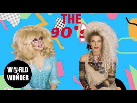 "UNHhhh Ep 57: ""The 90s"" w/ Trixie Mattel & Katya Zamolodchikova"