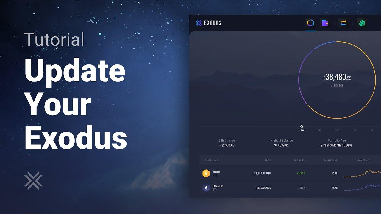Exodus Wallet – Wozu kryptowährungen
