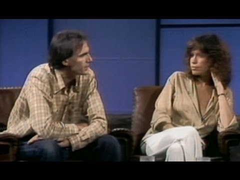 """James Taylor 1977 """"I've wasted a lot of time on drugs"""""""