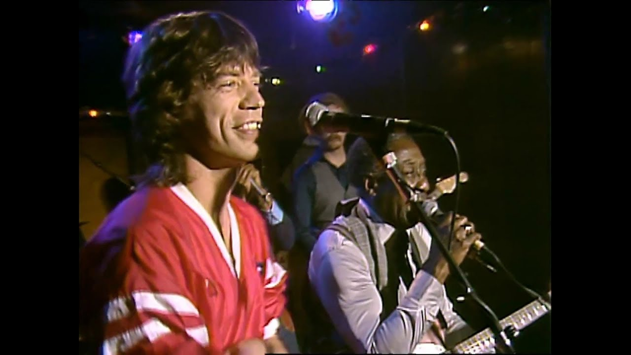 The Rolling Stones Jam with Muddy Waters for the First and Only Time at Chicago's Legendary Checkerboard Lounge (1981)