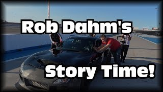 The Real Story Of Rob Dahms 3 Rotor Rx7 - 2017 Project Car Challenge