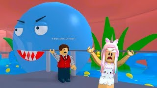 ROBLOX Escape The Aquarium Obby