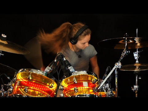 Layla (Eric Clapton); drum cover by Sina