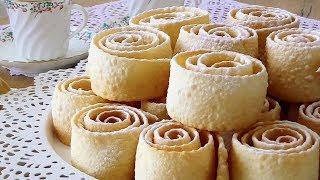 Татарский фигурный хворост УРАМА! Празднично и вкусно!