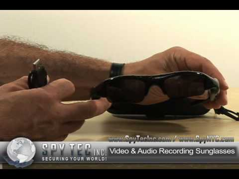 Hidden Camera Sunglasses Review